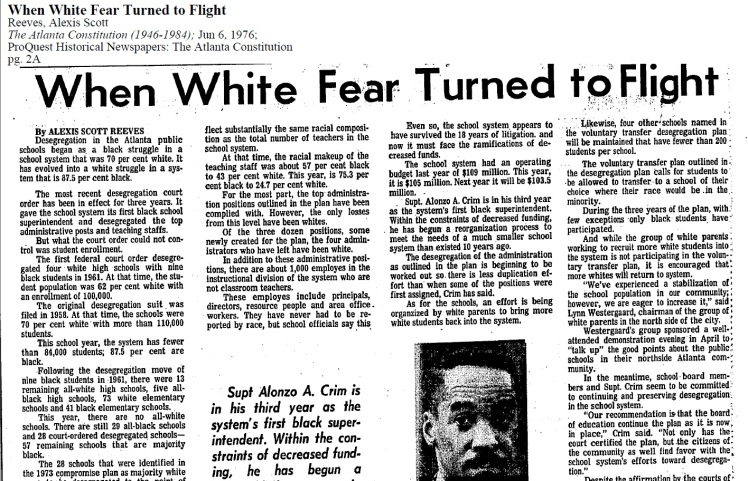When White Fear Turned to Flight_6-6-1976