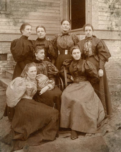 Davis_Street_School Faculty Members 1903 (AHC)